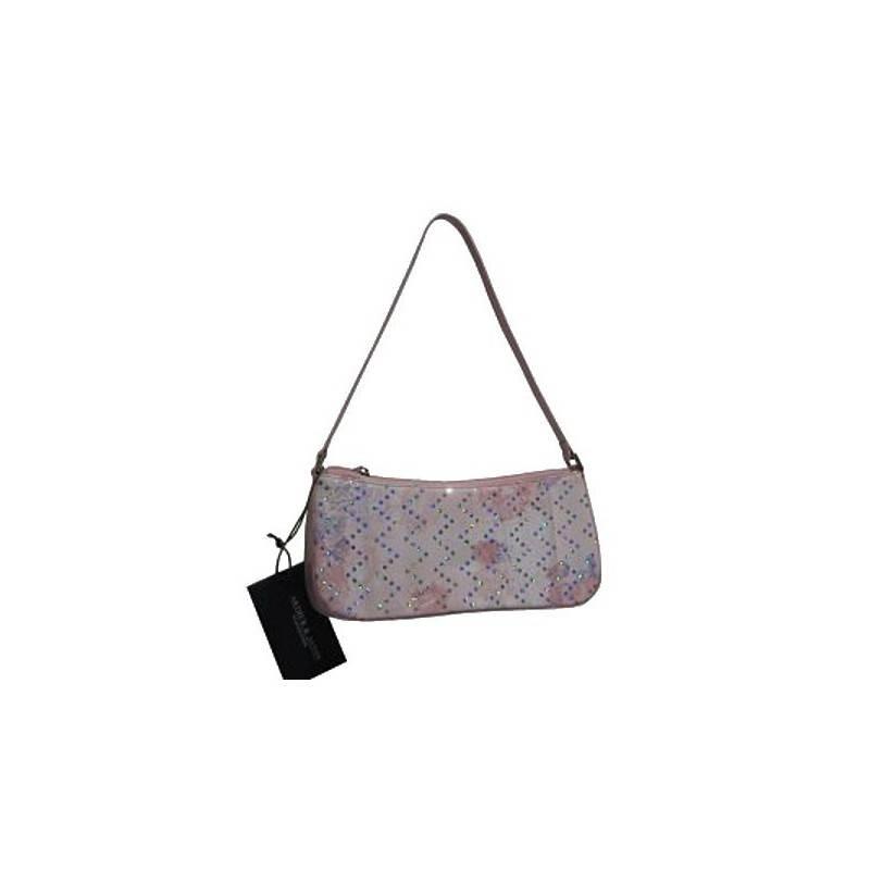 Petit sac porté épaule habillé en textile ARTHUR & ASTON - 1