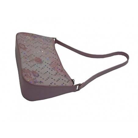 Petit sac porté épaule habillé en textile ARTHUR & ASTON - 2