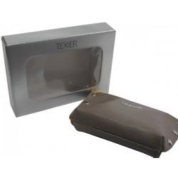 Porte monnaie de marque Texier Studbags en cuir Fabrication Française 26180 TEXIER - 4