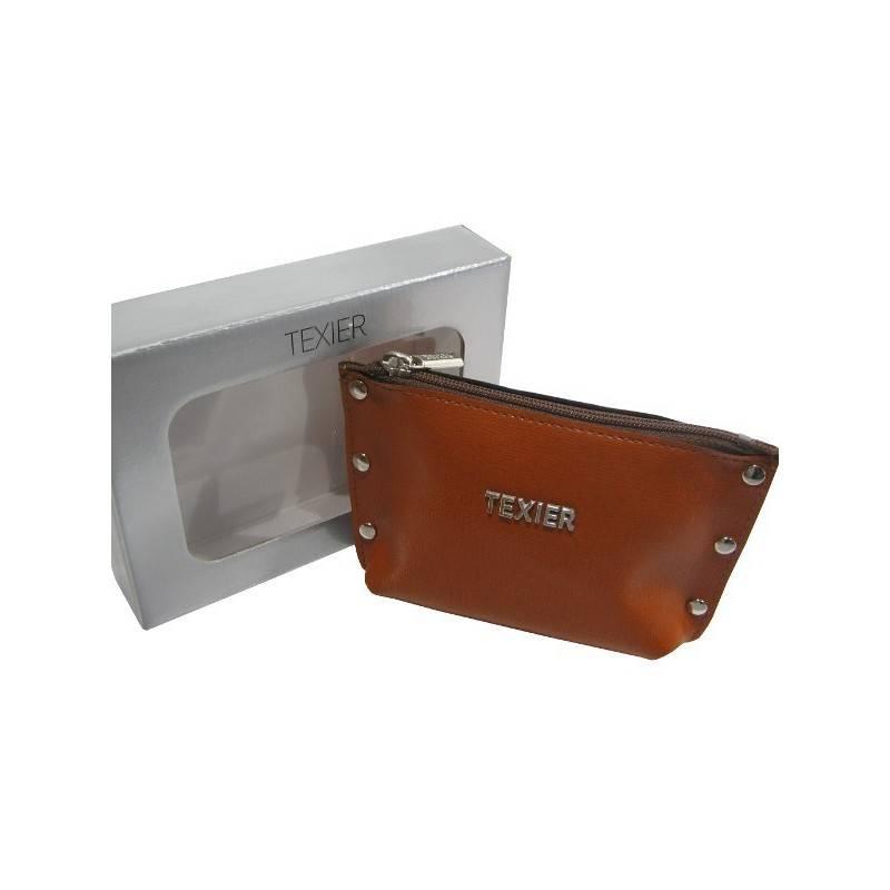 Porte monnaie Texier Studbags cuir Fabrication France 26180 TEXIER - 8