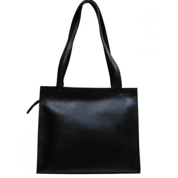 Sac porté épaule femme d'une tenue parfaite noir de marque Fuchsia