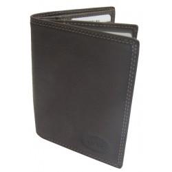 Petit portefeuille cuir pas cher et tendance au toucher agréable A DÉCOUVRIR ! - 1