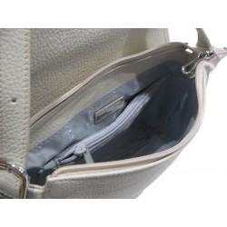 Sac porté épaule bandoulière cuir de marque Lancaster made in France 4783 LANCASTER - 3