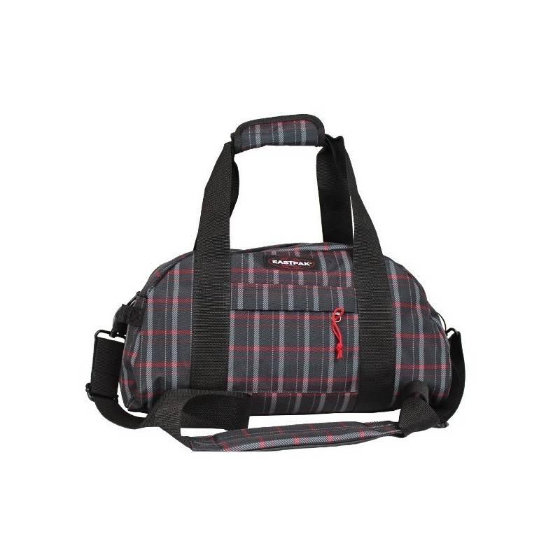 Sac de voyage à bandoulière Compact Eastpak EK102 05H Re Check Black