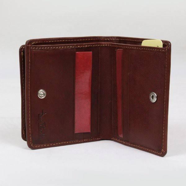 porte monnaie et porte cartes cuir vintage tony perotti. Black Bedroom Furniture Sets. Home Design Ideas