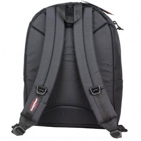 Grand sac à dos noir uni Eastpak Pinnacle EK060 008 Black EASTPAK - 3