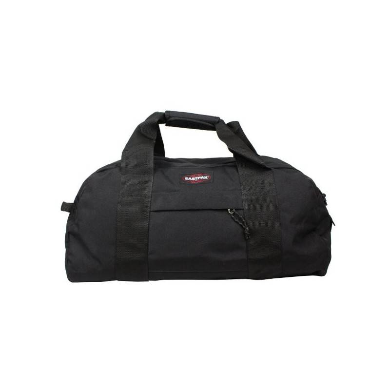 Sac polochon noir uni Station Eastpak EK070 008 Black EASTPAK - 1