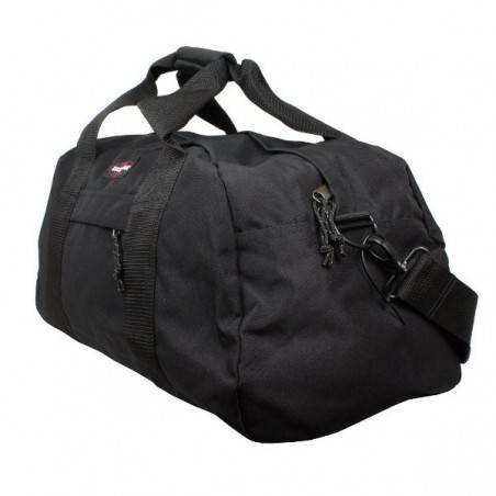 Sac polochon noir uni Station Eastpak EK070 008 Black EASTPAK - 2