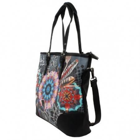 Sac cabas motif imprimé SMASH Bettina Bag SMASH - 3