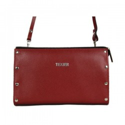 Pochette sac cuir Texier fabrication France Studbags TEXIER - 1