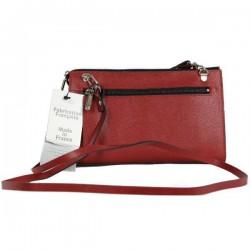 Petite pochette sac cuir Texier fabrication Française Studbags 26183 TEXIER - 2