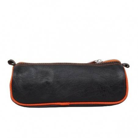 Trousse Serge Blanco simili cuir EIG42012 trousse simple un compartiment SERGE BLANCO - 3