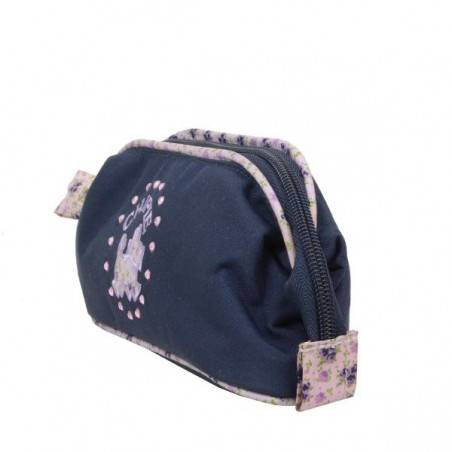 Trousse Chipie VICTIRIAN demi-ronde strass 1 compartiment CHIPIE - 2