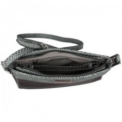 Petit sac bandoulière Ted Lapidus reptile serpent Ted Lapidus TL NY4114 TED LAPIDUS - 8