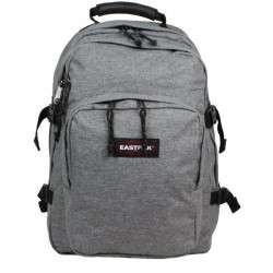 Sac à dos gris uni Eastpak Provider EK520 363 Sunday Grey EASTPAK - 1
