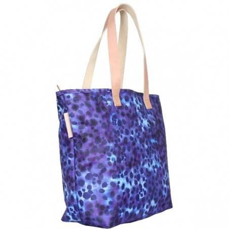 Sac shopping Eastpak Ek858 Flask 89I motif bleu / violet EASTPAK - 2
