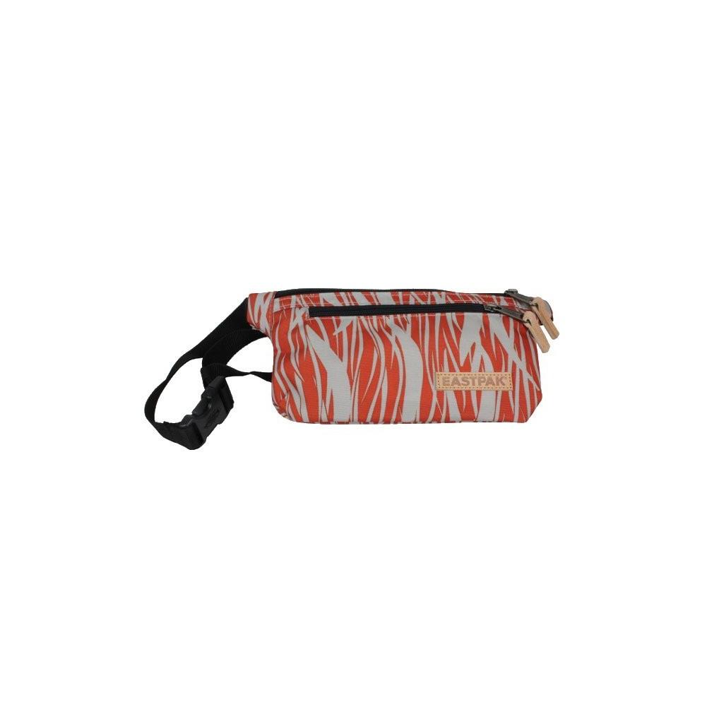 Pochette ceinture plate rouge motif gris Eastpak EK773Talky68J EASTPAK - 1