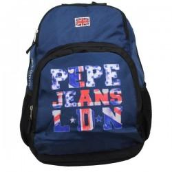 Sac à dos drapeau Anglais bleu Pepe Jeans 6062651 Pepe Jeans - 1