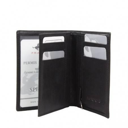 Petit portefeuille en cuir 47944 A DÉCOUVRIR ! - 3