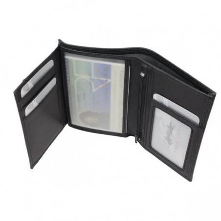 Petit portefeuille en cuir 37988 A DÉCOUVRIR ! - 2