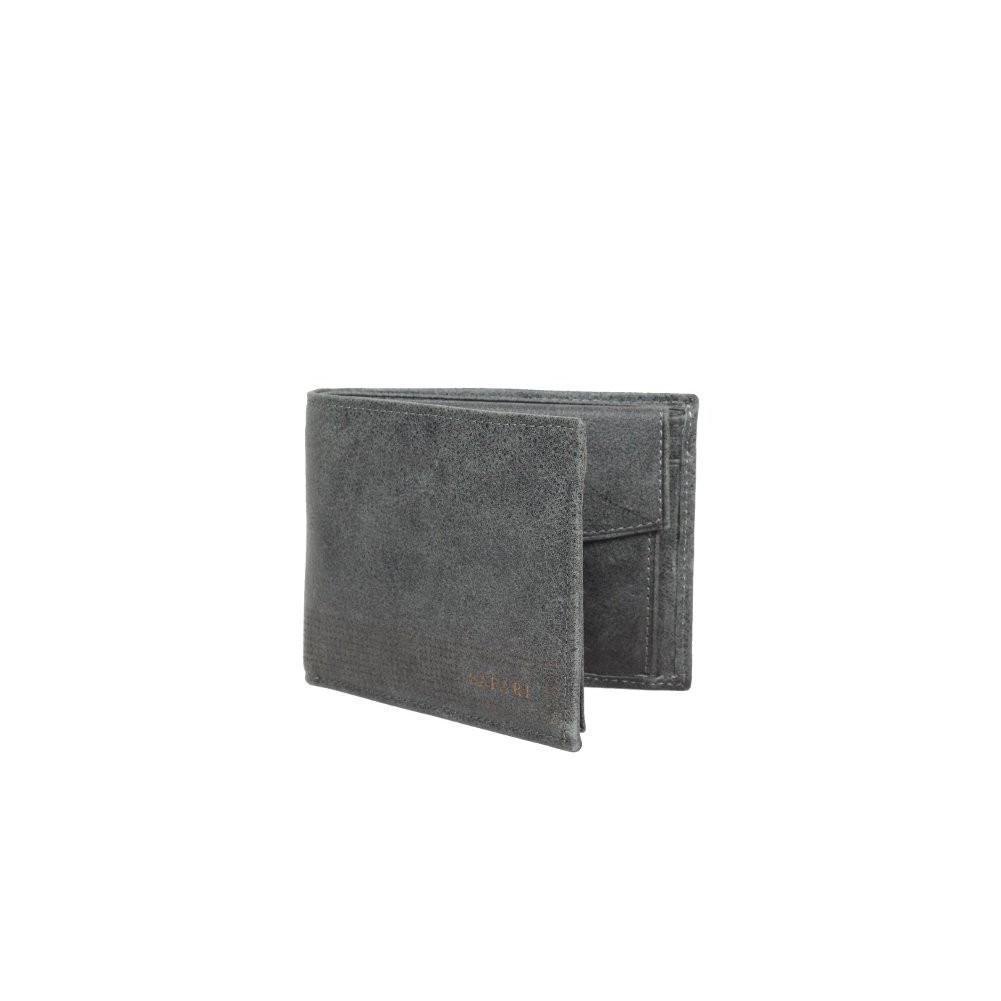 Petit portefeuille Europe cuir vieilli Safari SFL814 SAFARI - 1