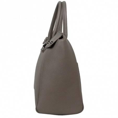 Sac à main cabas cuir fabriqué en Italie 8101NG A DÉCOUVRIR ! - 3