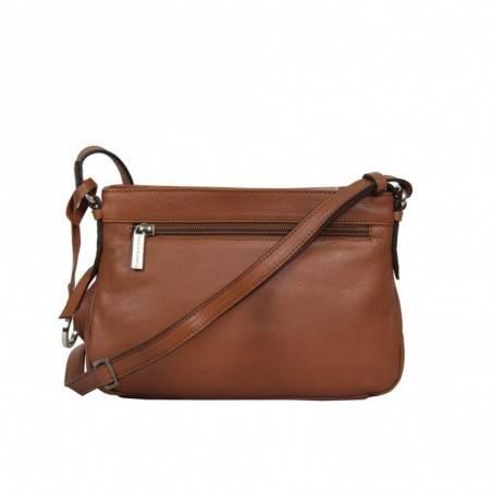 Petit sac bandoulière cuir Patrick Blanc 100115 PATRICK BLANC - 4