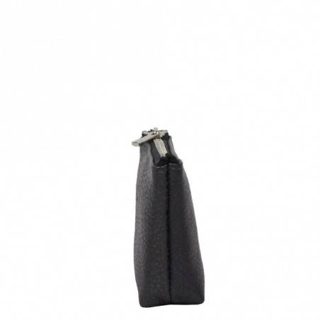 Porte monnaie zip bourse cuir Texier 28180 TEXIER - 2
