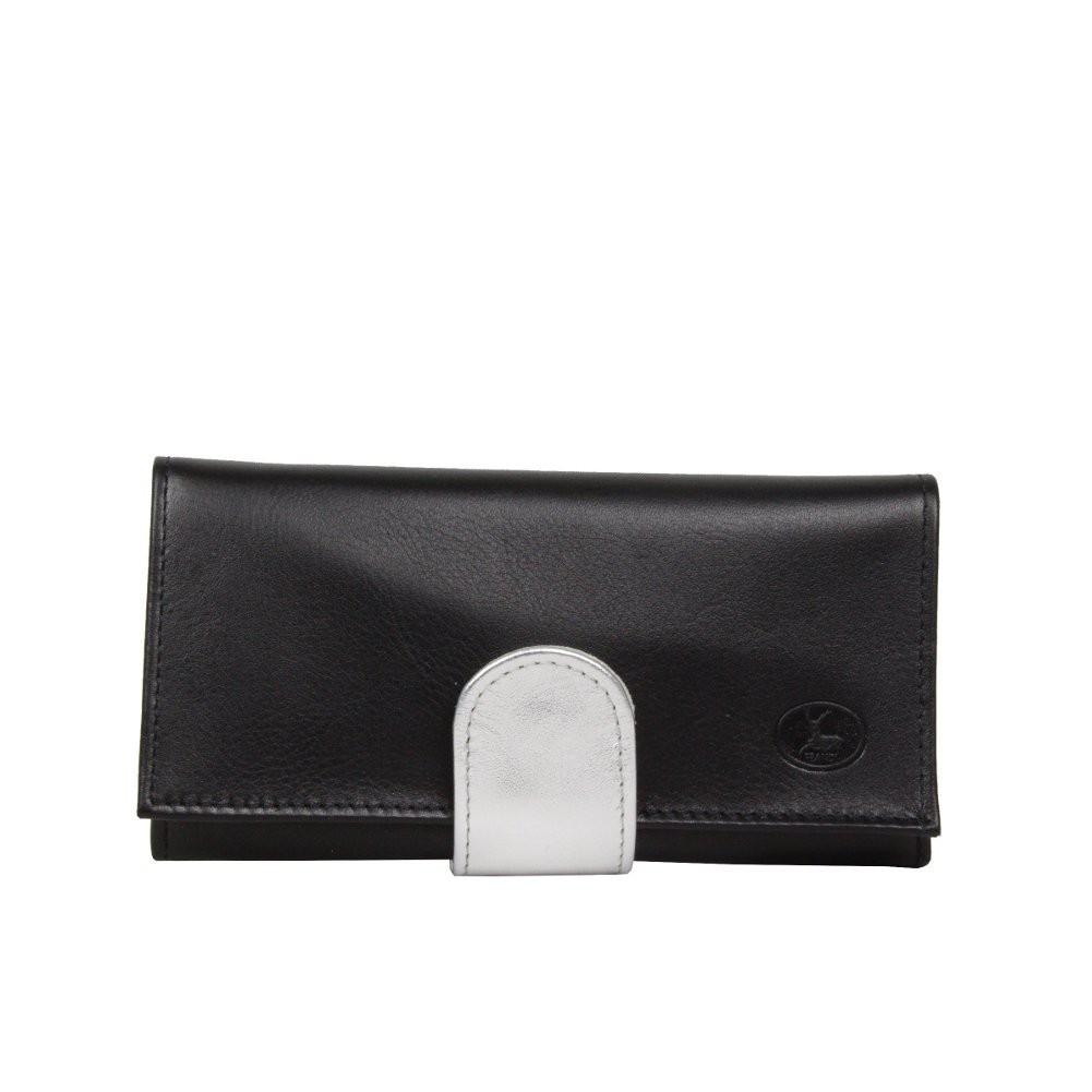 Porte monnaie et cartes fabrication France cuir 365.76 FRANDI - 1