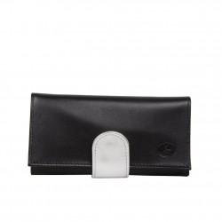 Porte monnaie et cartes femme fabrication Française cuir 365.76 Nouvelty  FRANDI - 1