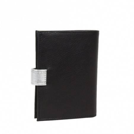 Porte monnaie cartes cuir fabrication France 364.58 FRANDI - 5