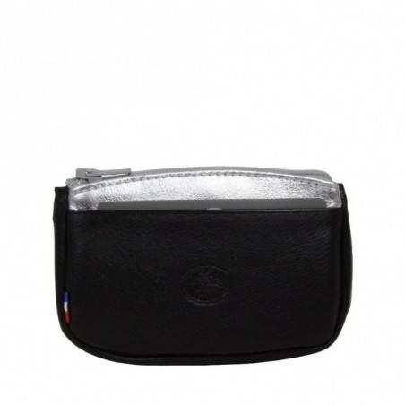 Porte monnaie ultra plat fabrication en cuir et Française 362.62 Nouvelty  FRANDI - 1