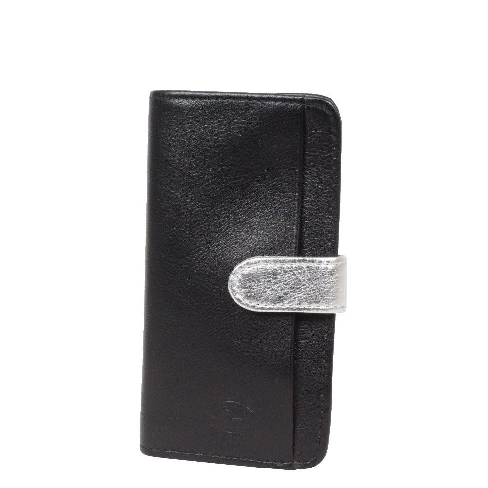 Porte cartes femme fabrication en cuir et Française 364.70 Nouvelty  FRANDI - 1
