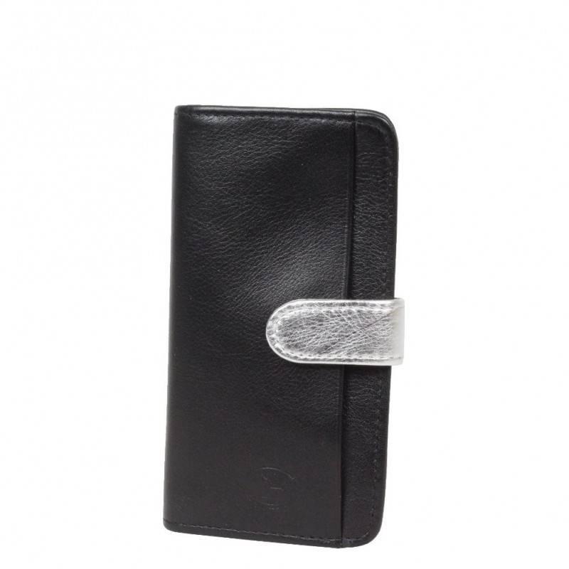 Porte cartes fabrication en cuir et Française 364.70 FRANDI - 1