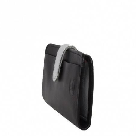 Porte cartes femme fabrication en cuir et Française 364.70 Nouvelty  FRANDI - 3