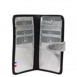 Porte cartes fabrication en cuir et Française 364.70 FRANDI - 2