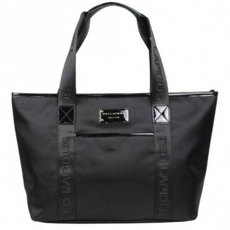 Sac cabas (L) toile Ted Lapidus Tonic TL NY4010 TED LAPIDUS - 22