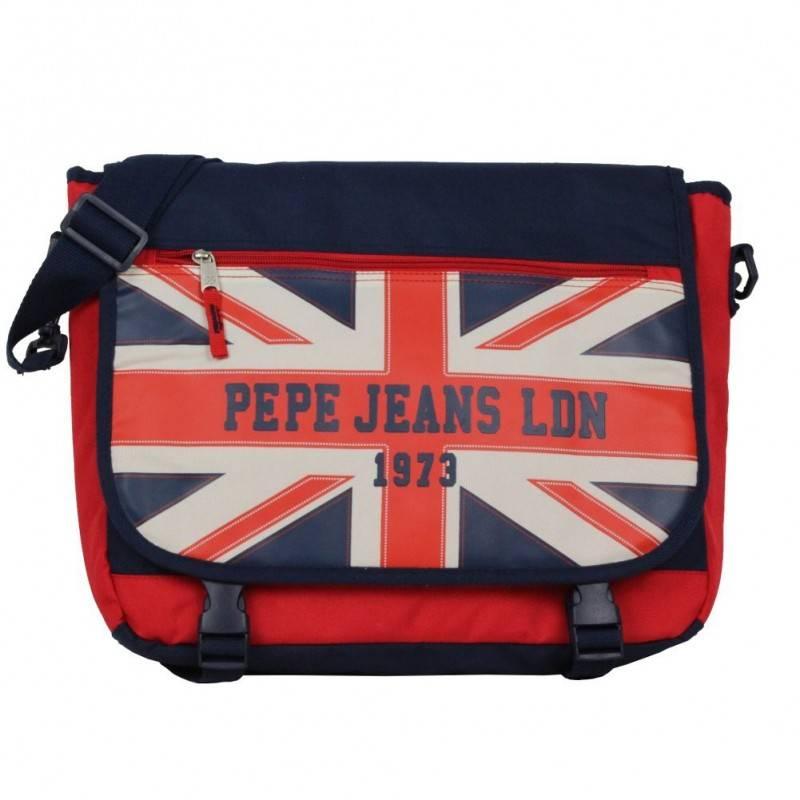 Gibecière à rabat drapeau Anglais Pepe Jeans 1935001 Pepe Jeans - 1