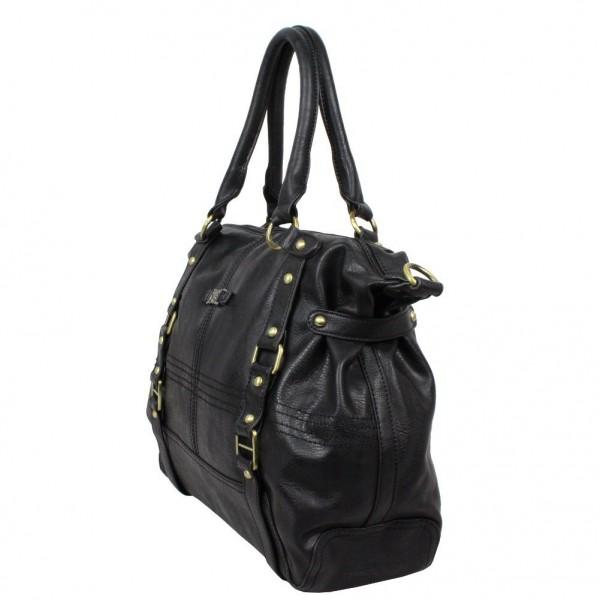 grand sac main et port paule cabas le temps des. Black Bedroom Furniture Sets. Home Design Ideas