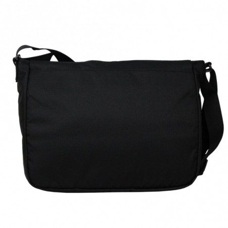 Gibecière Lacoste NH1434CP Black Messenger Bag