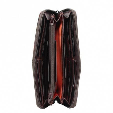 Portefeuille Patrick Blanc multicolore DX1352 verni PATRICK BLANC - 4