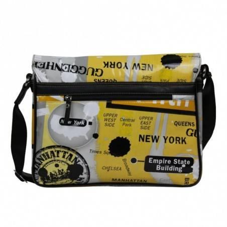Sac Patrick Blanc verni Taxi New Yorkais Central Park PATRICK BLANC - 2