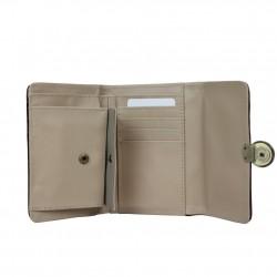 Portefeuille cartes ultra plat Benetton Toile 67680 A DÉCOUVRIR ! - 4