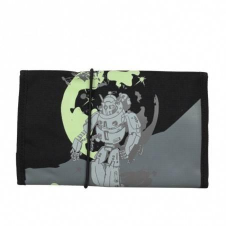Trousse Delsey toile 0344174 robot plumier plat aménagé DELSEY - 2