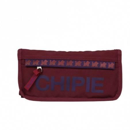 Trousse Chipie VICTIRIAN demi-ronde et strass trousse simple compartiment CHIPIE - 1