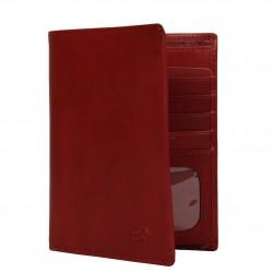 Portefeuille porte monnaie et porte cartes cuir vintage Tony Perotti NW1168 Tony PEROTTI - 1