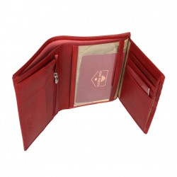 Portefeuille porte monnaie et porte cartes cuir vintage Tony Perotti NW1168 Tony PEROTTI - 3