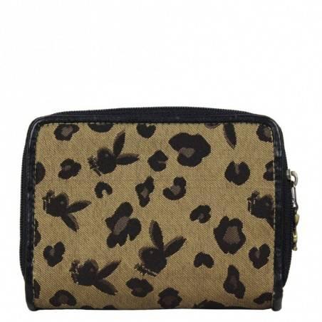 Porte monnaie motif léopard Playboy PA2527 PLAYBOY - 5