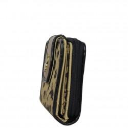 Porte monnaie motif léopard Playboy PA2527 PLAYBOY - 4