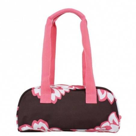 Petit sac baguette demi-rond motif fleurs Roxy As You Like It ROXY - 2